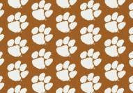 Clemson Tigers NCAA Repeat Area Rug