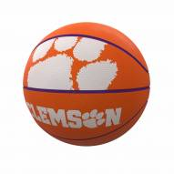 Clemson Tigers Official Size Rubber Basketball