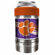 Clemson Tigers Orange 12 oz. Locker Vacuum Insulated Can Holder