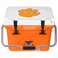 Clemson Tigers ORCA 20 Quart Cooler