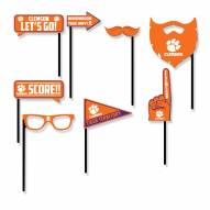 Clemson Tigers Party Props Selfie Kit