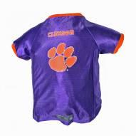 Clemson Tigers Premium Dog Jersey