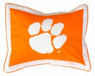 Clemson Tigers Printed Pillow Sham