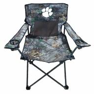 Clemson Tigers RealTree Camo Tailgating Chair
