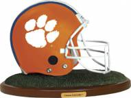 Clemson Tigers Collectible Football Helmet Figurine