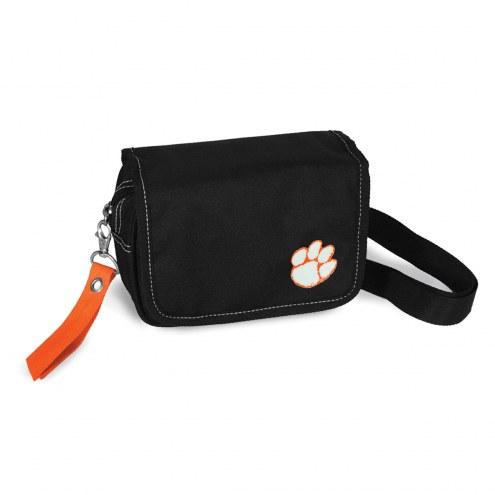 Clemson Tigers Ribbon Waist Pack Purse