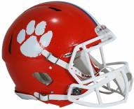 Clemson Tigers Riddell Speed Full Size Authentic Football Helmet