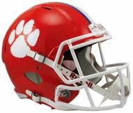 Clemson Tigers Riddell Speed Collectible Football Helmet