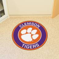 Clemson Tigers Rounded Mat