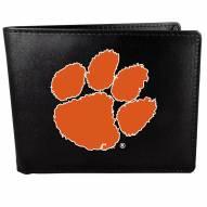 Clemson Tigers Large Logo Bi-fold Wallet