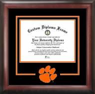 Clemson Tigers Spirit Diploma Frame