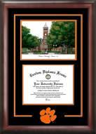 Clemson Tigers Spirit Graduate Diploma Frame