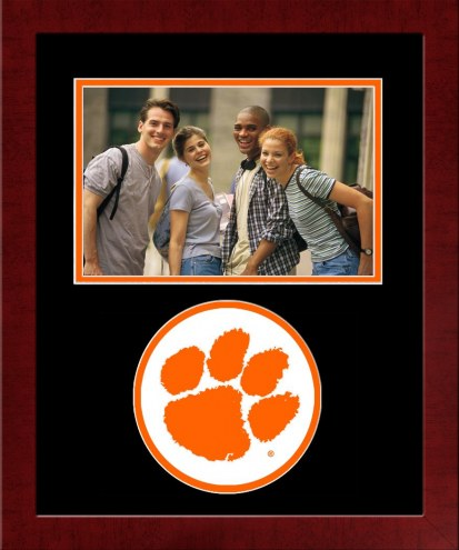 Clemson Tigers Spirit Horizontal Photo Frame