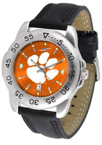 Clemson Tigers Sport AnoChrome Men's Watch