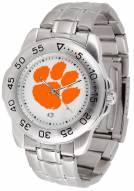 Clemson Tigers Sport Steel Men's Watch