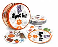 Clemson Tigers Spot It! Card Game