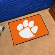 Clemson Tigers Starter Rug