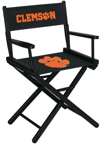 Clemson Tigers Table Height Director's Chair