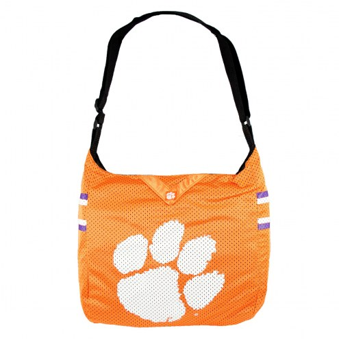 Clemson Tigers Team Jersey Tote