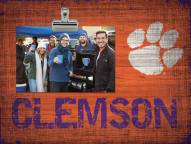 Clemson Tigers Team Name Clip Frame