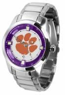 Clemson Tigers Titan Steel Men's Watch