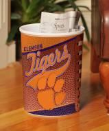 Clemson Tigers Trash Can