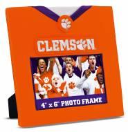 Clemson Tigers Uniformed Picture Frame