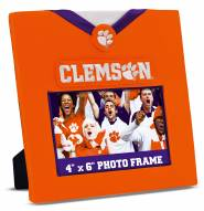 Clemson Tigers Uniformed Picture Frame