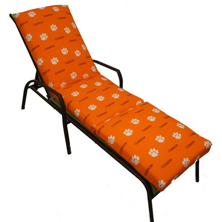 Clemson Tigers Zero Gravity Chair Cushion