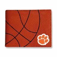 Clemson Tigers Basketball Men's Wallet