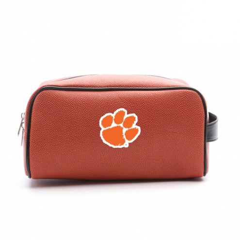 Clemson Tigers Basketball Toiletry Bag