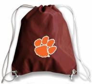 Clemson Tigers Football Drawstring Bag