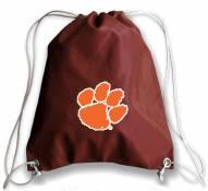 Clemson Tigers Football Drawstring Bag