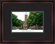 Clemson University Academic Framed Lithograph