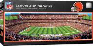 Cleveland Browns 1000 Piece Panoramic Puzzle