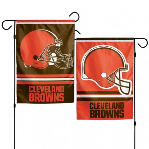 "Cleveland Browns 11"" x 15"" Garden Flag"