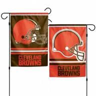 """Cleveland Browns 11"""" x 15"""" Garden Flag"""