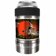 Cleveland Browns 12 oz. Locker Vacuum Insulated Can Holder