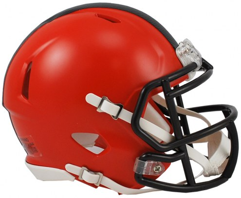 Cleveland Browns 2015 Riddell Speed Mini Collectible Football Helmet