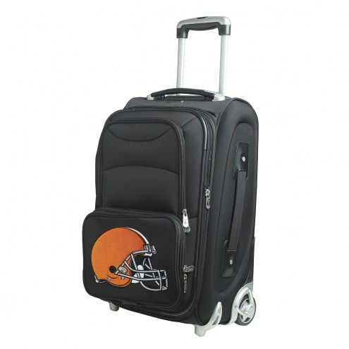"""Cleveland Browns 21"""" Carry-On Luggage"""