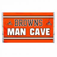 Cleveland Browns 3' x 5' Man Cave Flag