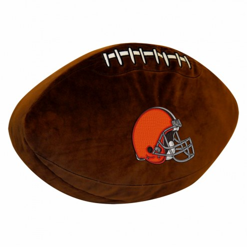 Cleveland Browns 3D Sports Pillow