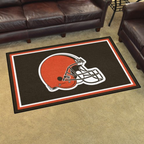 Cleveland Browns 4' x 6' Area Rug