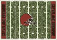 Cleveland Browns 4' x 6' NFL Home Field Area Rug