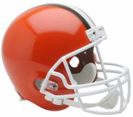 Cleveland Browns 75-05 Riddell VSR4 Collectible Full Size Football Helmet