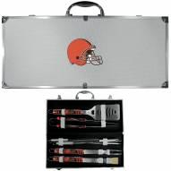 Cleveland Browns 8 Piece Tailgater BBQ Set