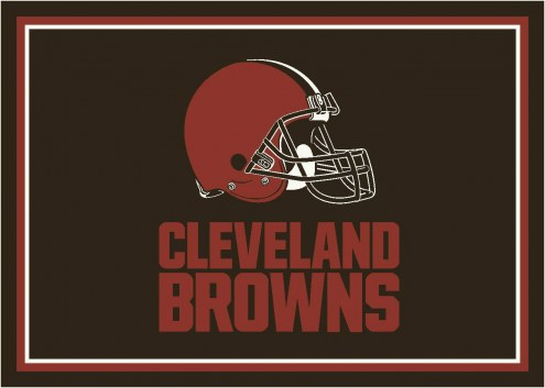 Cleveland Browns 8' x 11' NFL Team Spirit Area Rug