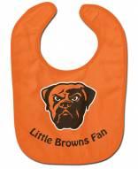 Cleveland Browns All Pro Little Fan Baby Bib