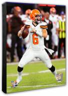 Cleveland Browns Baker Mayfield Action Photo