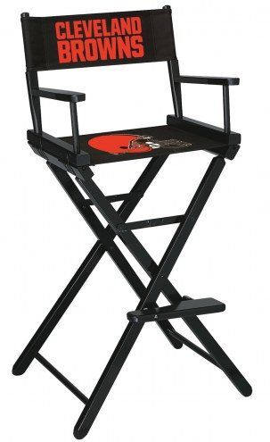 Cleveland Browns Bar Height Director's Chair